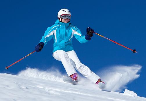 Ski gear disclosure Disclosure