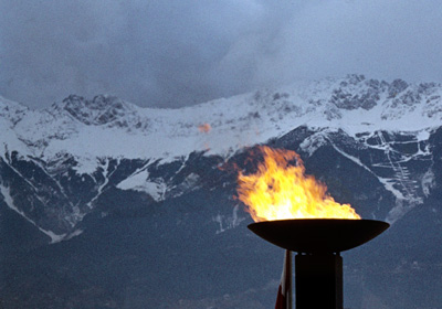 ski gear olympic flame Following the 2010 Winter Olympics Vancouver Torch